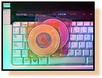 cds y teclado