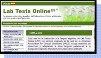 pagina de analisis clinicos