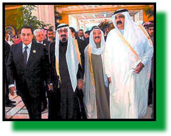 Lideres Arabes